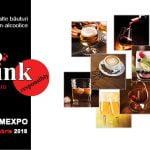 Expo Drink 2018 are loc la Romexpo, în perioada 31 octombrie-4 noiembrie