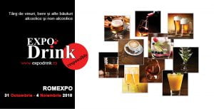 Expo Drink 2018 Romexpo