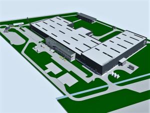 Fabrica Dunapack Bolintin