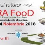 INDAGRA FOOD 2018 începe pe 31 octombrie, la Romexpo