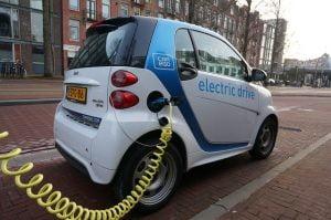 Incarcare masini electrice Renovatio Kaufland
