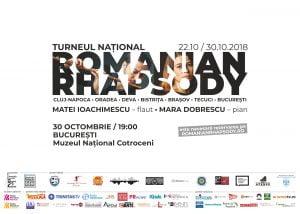 Romanian Rhapsody 2018 concerte