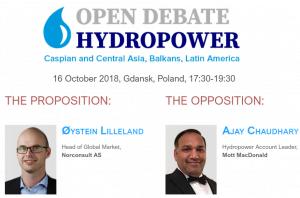 Open Hydropower Debate