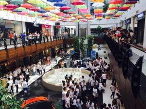 extindere Arena Mall Bacau