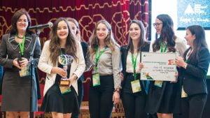 Competitiile deantreprenoriat JA Romania