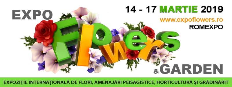 EXPO FLOWERS & GARDEN 2019