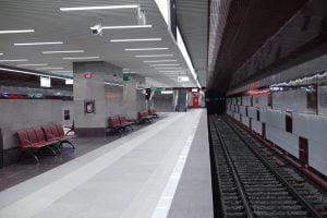 Greva la metrou noiembrie 2018