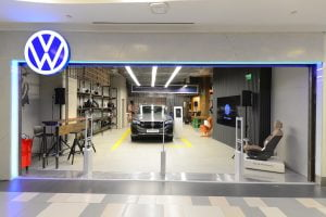 Magazin Volkswagen Plaza Romania