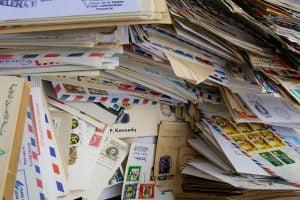 Piata serviciilor postale din Romania