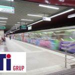 UTI – partener tehnologic pentru modernizarea rețelei de transport a Metrorex
