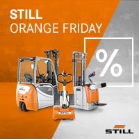 Reduceri STILL Orange Friday