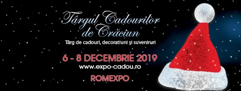 TÂRGUL CADOURILOR DE CRĂCIUN 2019