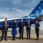 Blue Air poartă prin întreaga Europă istoria României