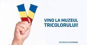 Centenarul Marii Uniri. Muzeul Tricolorului