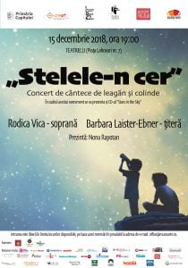 Concert de Craciun 2018 - Stelele-n cer