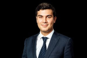 E-INFRA noul CEO. Cine esteDaniel Farmache