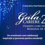 Gala Premiilor CARIERE 2018 are loc pe 12 decembrie