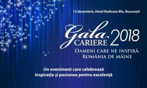Gala Premiilor CARIERE 2018