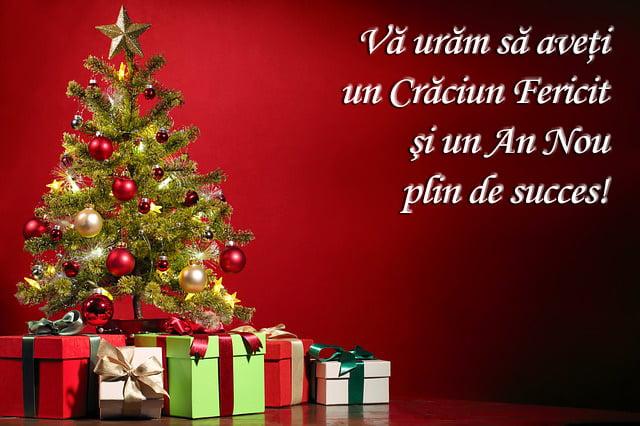 Felicitari de Craciun business - Felicitari de Craciun corporate - Mesaje de Craciun pentru companii