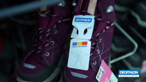 Produse Decathlon fabricate in Romania
