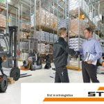 STILL Material Handling Romania, soluții intralogistice de top personalizate