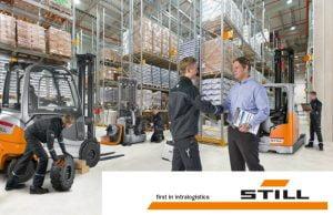 STILL Material Handling Romania