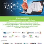 Conferința PRIA Drugs and Medicine Publicity are loc pe 6 februarie. Subiectele dezbătute