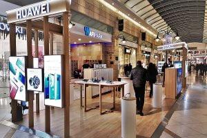 Experience Shop Huawei