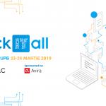 HackITall 2019 va avea loc în perioada 23-24 martie