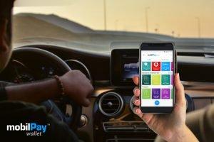 Plata rovinieta si taxa de pod Fetesti Mobil Pay Wallet