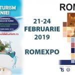 Târgul de Turism al României și ROMHOTEL au loc în perioada 21-24 februarie, la Romexpo