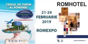 Targul de Turism al Romaniei 2019 si ROMHOTEL 2019