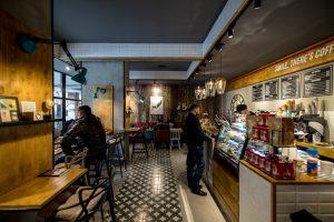 Cafenea 5 to go - București