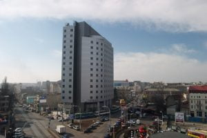 Cladirea de birouri One Victoriei Center - C&W Echinox