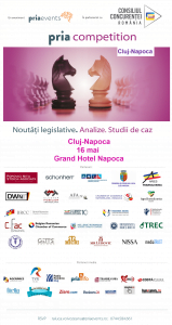 PRIA Competition Cluj-Napoca 2019