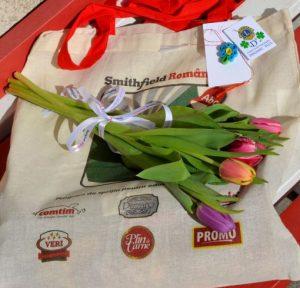 Smithfield Romania - campania Hrana pentru suflete