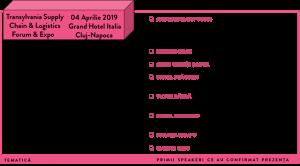 Supply Chain & Logistics Forum & Expo Cluj-Napoca 2019