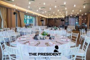 The President evenimente - rezultate 2018
