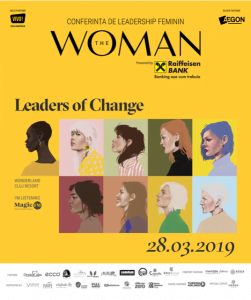 Conferinta de Leadership Feminin The Woman 2019