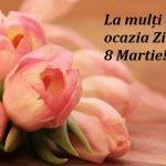 Mesaje și felicitări corporate pentru 8 Martie: La mulți ani de Ziua Femeii!