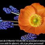 8 Martie – Ziua Femeii. Vânzările de flori, în creștere