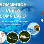 Trei manifestări dedicate sănătății, la Romexpo, în perioada 11-13 aprilie: ROMMEDICA, DENTA I și SOMN EXPO