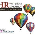 HR Workshop Marathon 2019 va avea loc pe 16 aprilie. Subiectele dezbătute