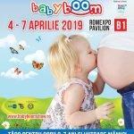Baby Boom Show 2019 începe joi, 4 aprilie, la Romexpo