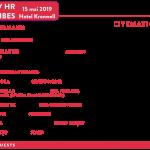 HR Vibes Brașov 2019 va avea loc pe 15 mai