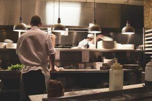 Restaurant Cantine Iride Business Park