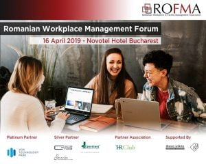 Romanian Workplace Management Forum 2019.