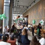 Starbucks deschide o nouă cafenea în București