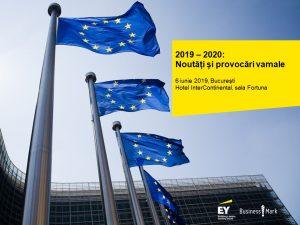 Conferinta 2019 – 2020 Noutati si provocari vamale