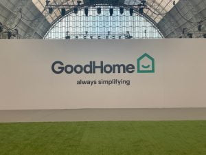 GoodHome brand Kingfisher